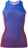 adidas by Stella McCartney Training Miracle Sculpt tank top - women - Nylon/Polyester/Spandex/Elastane - S