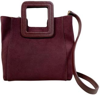 Un Billion TMRW Studio Antonio Mini Suede Top Handle and Crossbody Bag