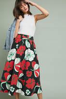 Traffic People Leilani Floral Skirt