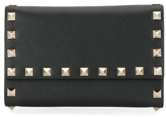 Valentino Garavani Rockstuds flap wallet