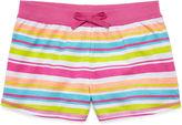 JCPenney Okie Dokie Printed Shorts - Preschool Girls 4-6x