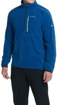 Craghoppers Pro Lite Fleece Shirt - Zip Neck, Long Sleeve (For Men)