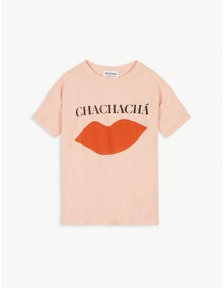Bobo Choses Chachacha print cotton T-shirt 4-11 years