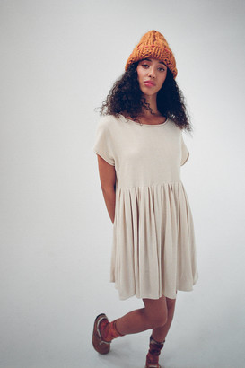Urban Outfitters Kylie Babydoll Sweater Dress