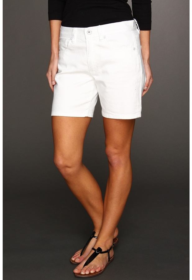 Calvin Klein Jeans Weekend Short (White) - Apparel