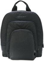 Emporio Armani multiple compartment backpack