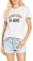 Sub Urban Riot Women's Sub_Urban Riot 'Golden State Of Mind' Graphic Tee