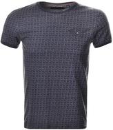 Ted Baker Hillman Polo T Shirt Blue