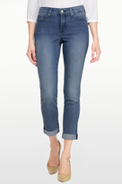 NYDJ Sylvia Relaxed Boyfriend In Premium Lightweight Denim