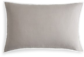 Amalia Home Collection Stonewashed Linen King Sham, Pair - 100% Exclusive