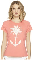 O'Neill Graphic Short Sleeve Rash Tee Women's Swimwear