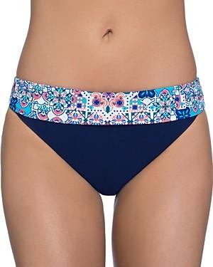 Gottex Tangier Foldover Bikini Bottom