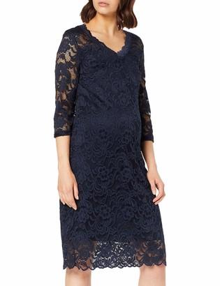 Mama Licious Mamalicious Women's Mlmivana 3/4 Jersey Dress