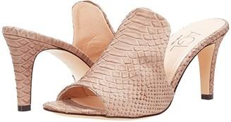 AGL Mule Sandal (Poudre Pink) Women's Shoes