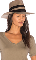 Janessa Leone Un Hat in Brown. - size L (also in M,S)