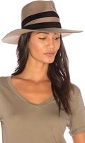 Janessa Leone Un Hat in Brown. - size L (also in M)