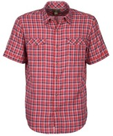 Timberland SS Dbl Layer Shirt Red