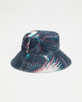 Thumbnail for your product : Double Rainbouu Blue Hats - Flop Top Hat - Size One Size at The Iconic