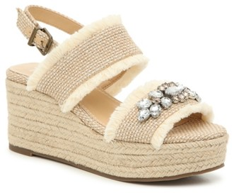 Crown Vintage Qalecien Espadrille Wedge Sandal