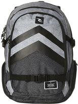 Rip Curl Posse Comp Stripe 30l Backpack Grey