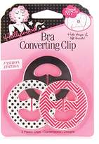 Hollywood Fashion Secrets Bra Converting Clips, 3 Count