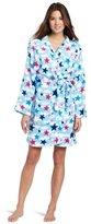 Sweet Juniors Clouds and Stars Print Kimono Robe