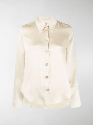 Nanushka Mandine shirt