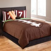 Bed Bath & Beyond Field Goal 5-Piece Comforter Set in Brown
