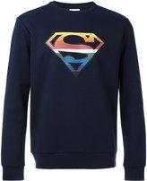 Iceberg Superman sweatshirt - men - Cotton/Polyester - S