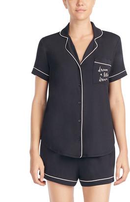 Kate Spade Dream A Little Dream Short Pajama Set
