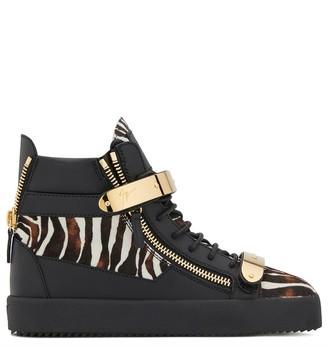 Giuseppe Zanotti Coby Exotic sneakers