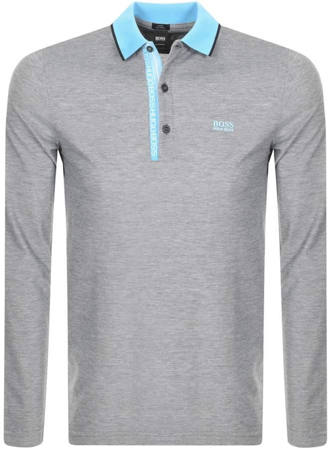 a41109c74 Hugo Boss Long Sleeve Tshirts - ShopStyle UK