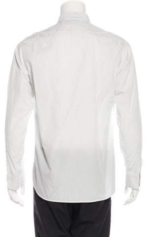 Saint Laurent Paisley Print Shirt
