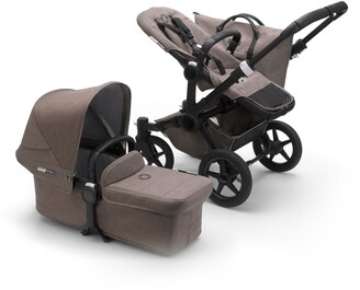 Bugaboo Donkey3 Mineral Mono Complete Stroller with Bassinet