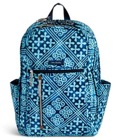 Vera Bradley Grand Backpack Blue