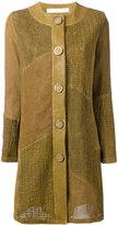 Drome buttoned coat