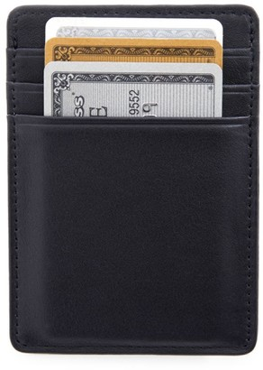 Royce New York Leather Magnetic Money Clip