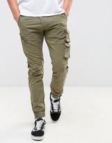 Replay Tapered Cargo Pocket Trouser Regular Leg