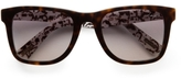 Lanvin Dark Havana with Gradient Smoke Lens