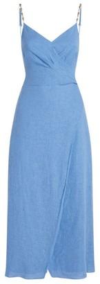 Vix Connie Wrap Dress
