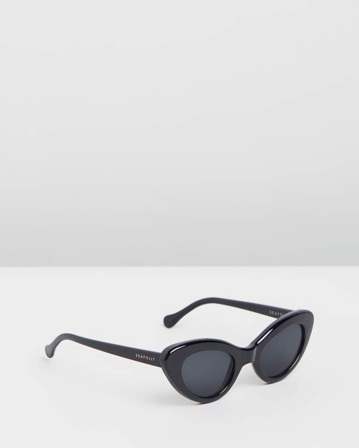 80a6ae166255 Seafolly Black Sunglasses For Women - ShopStyle Australia