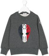 Moncler printed sweatshirt - kids - Cotton - 4 yrs