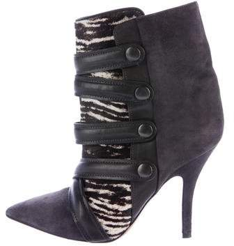 Isabel Marant Tacy Ponyhair Booties