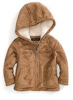 Tommy Hilfiger Little Boy's Sherpa Hooded Jacket