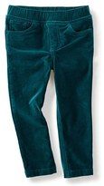 Tea Collection Toddler Girl's Piper Velvet Pants
