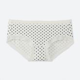 Uniqlo WOMEN Low Rise Shorts (Dot)