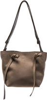 Maison Margiela Suede Shoulder Bag