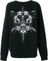 Marcelo Burlon County of Milan panther sweatshirt