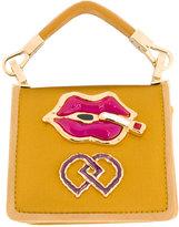 DSQUARED2 DD clutch bag