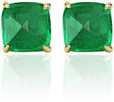 Ila Xenia 14K Gold Emerald Earrings